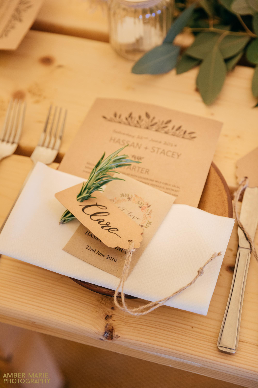rustic tipi wedding