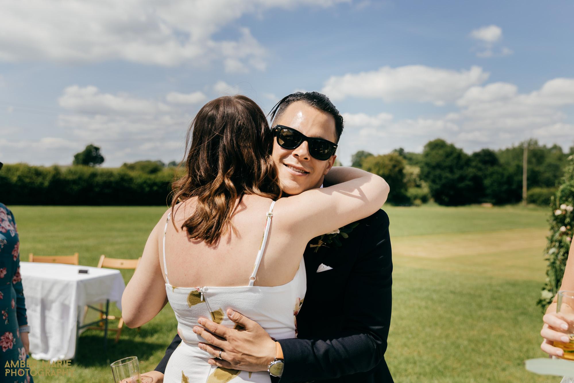 cotswolds tipi wedding photographer