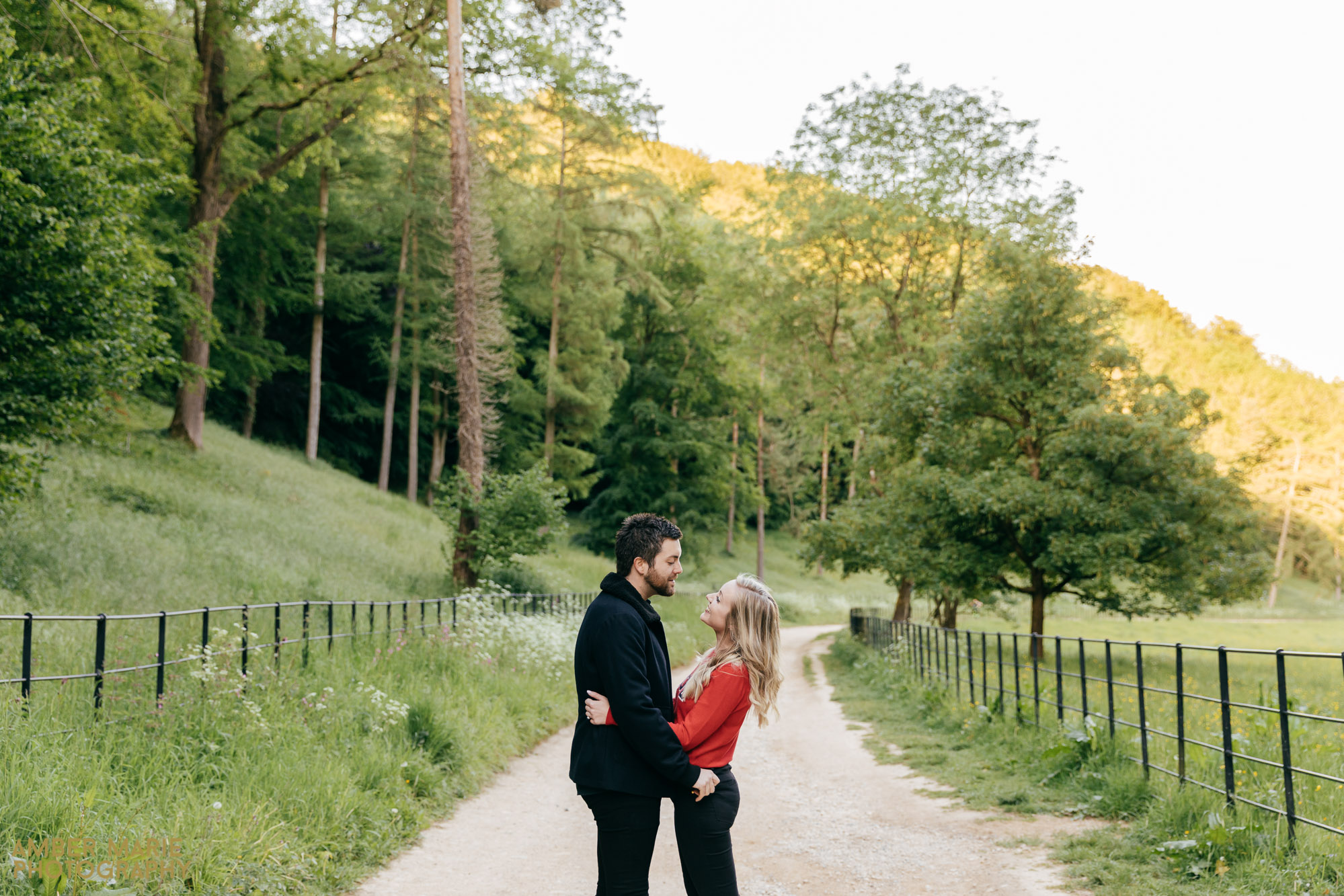 cotswolds engagement photography