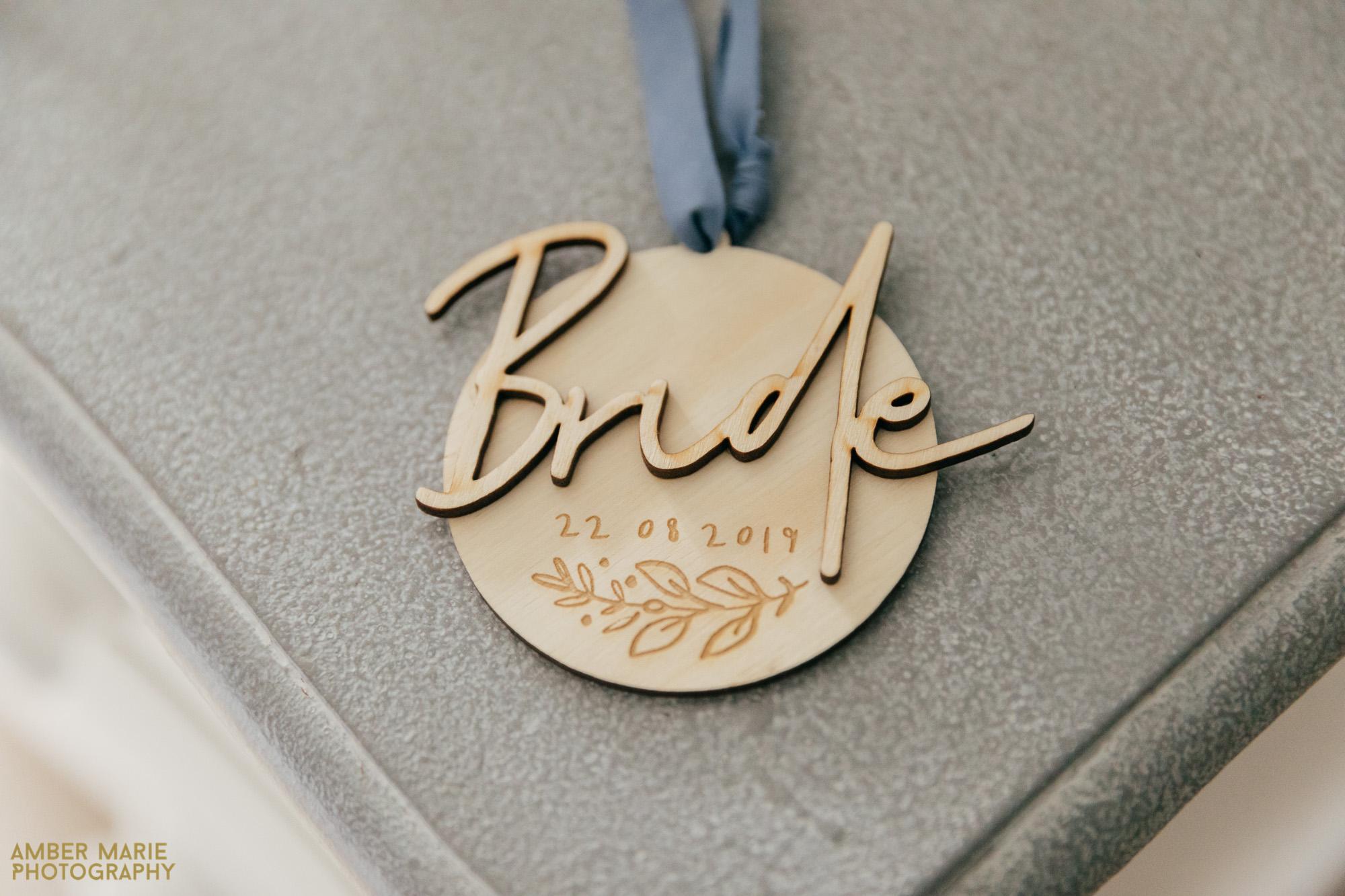 rustic wedding details