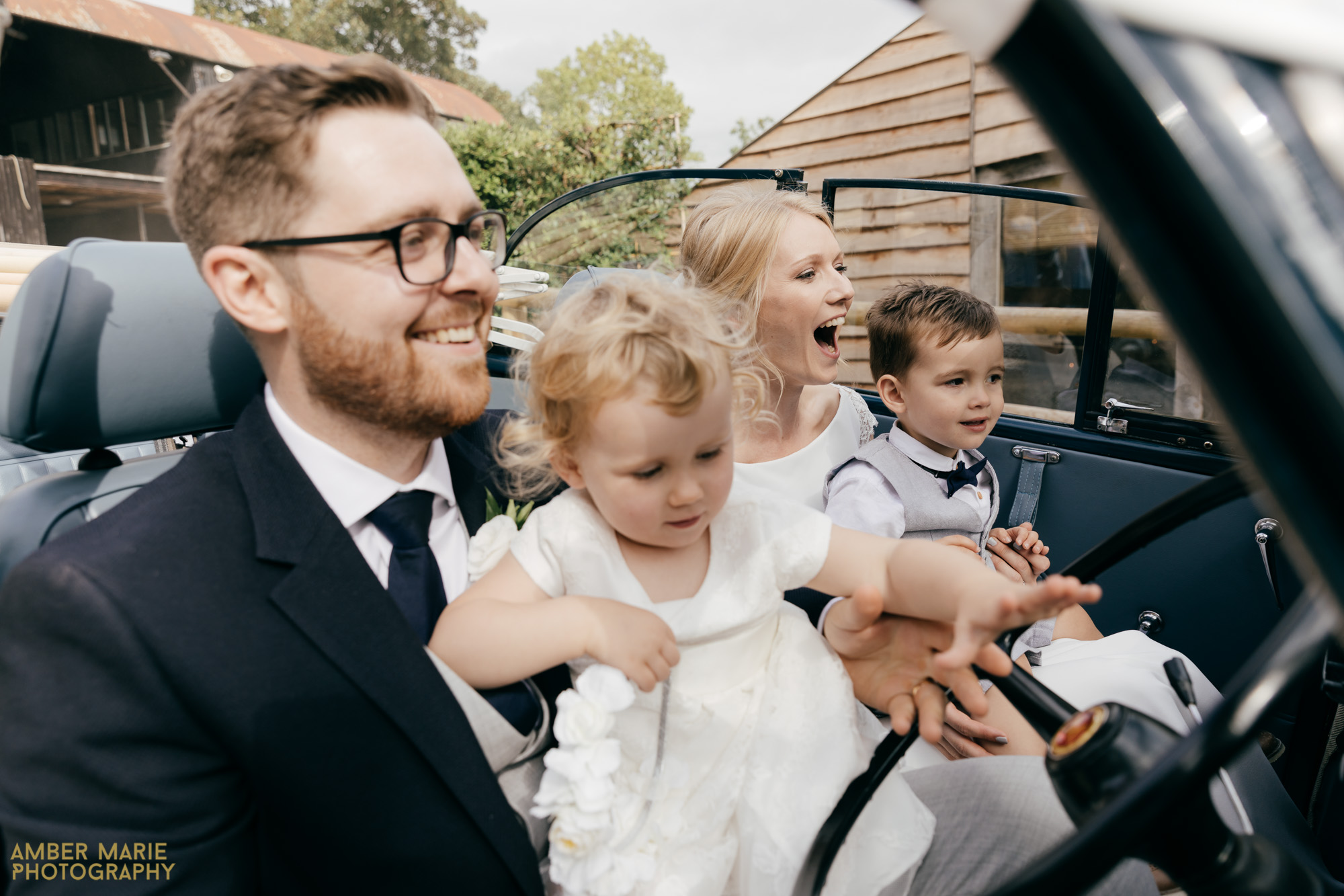 creative wedding photographer cripps barn