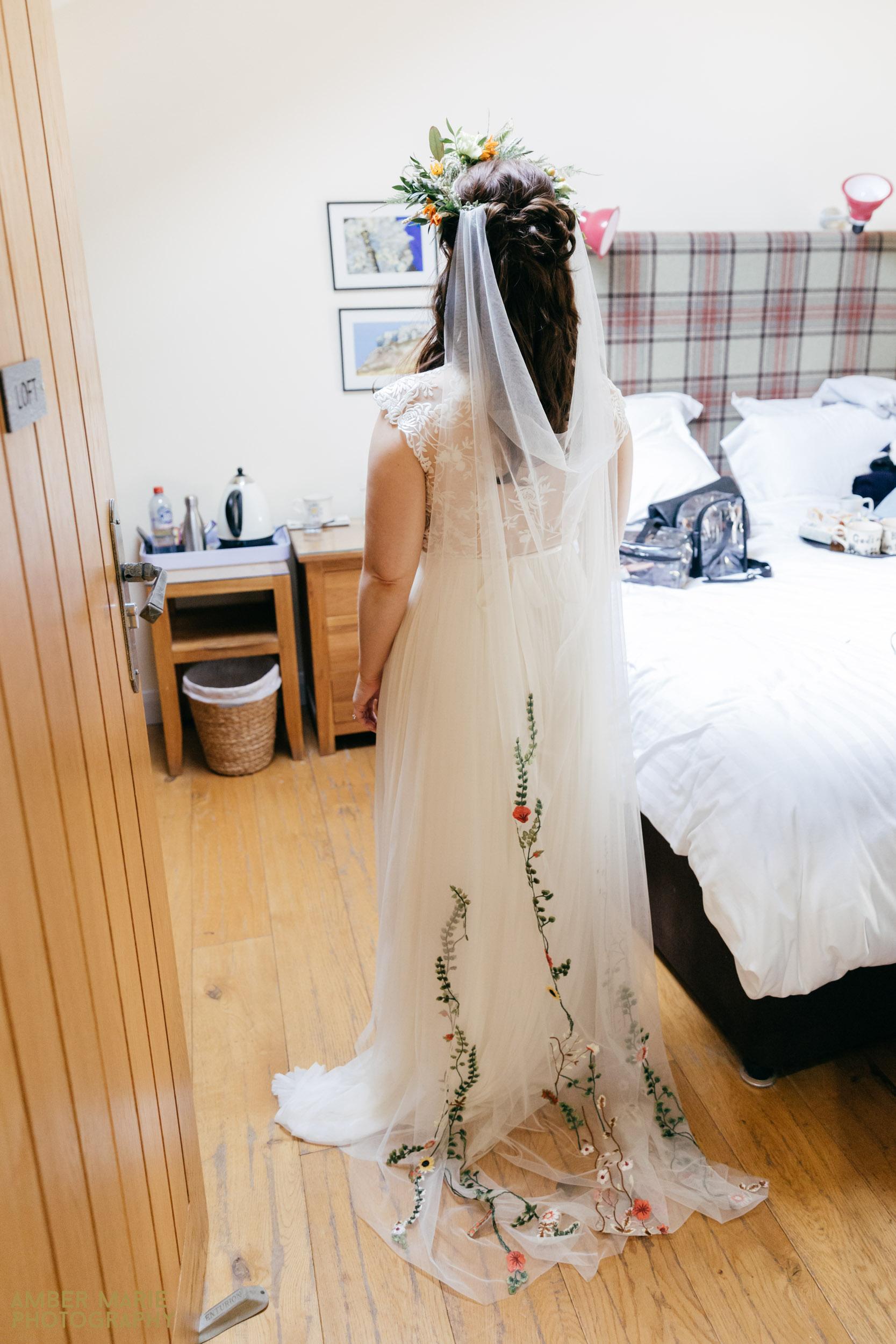 alternative wedding photography cotswolds
