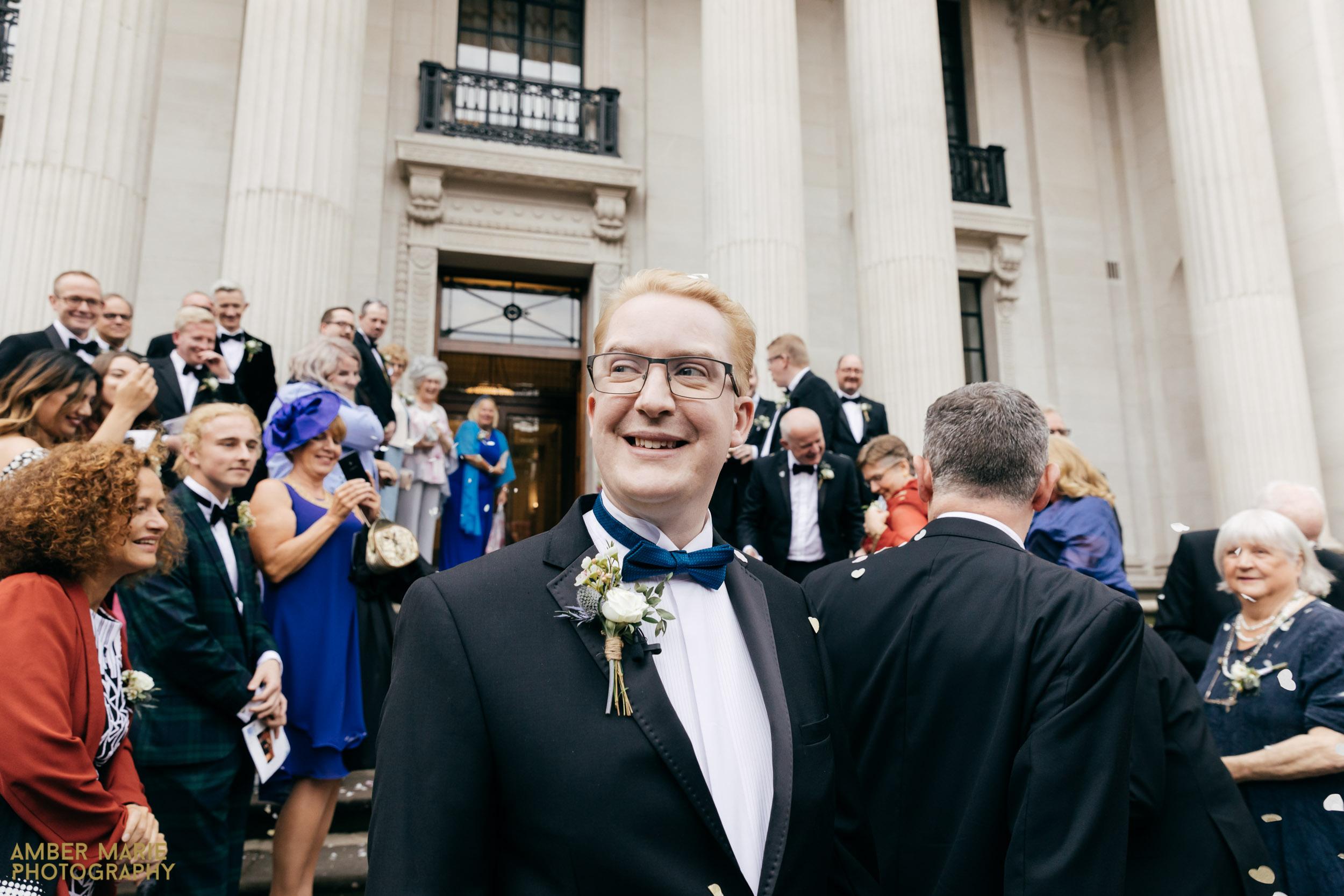 Old Marylebone Town Hall Wedding