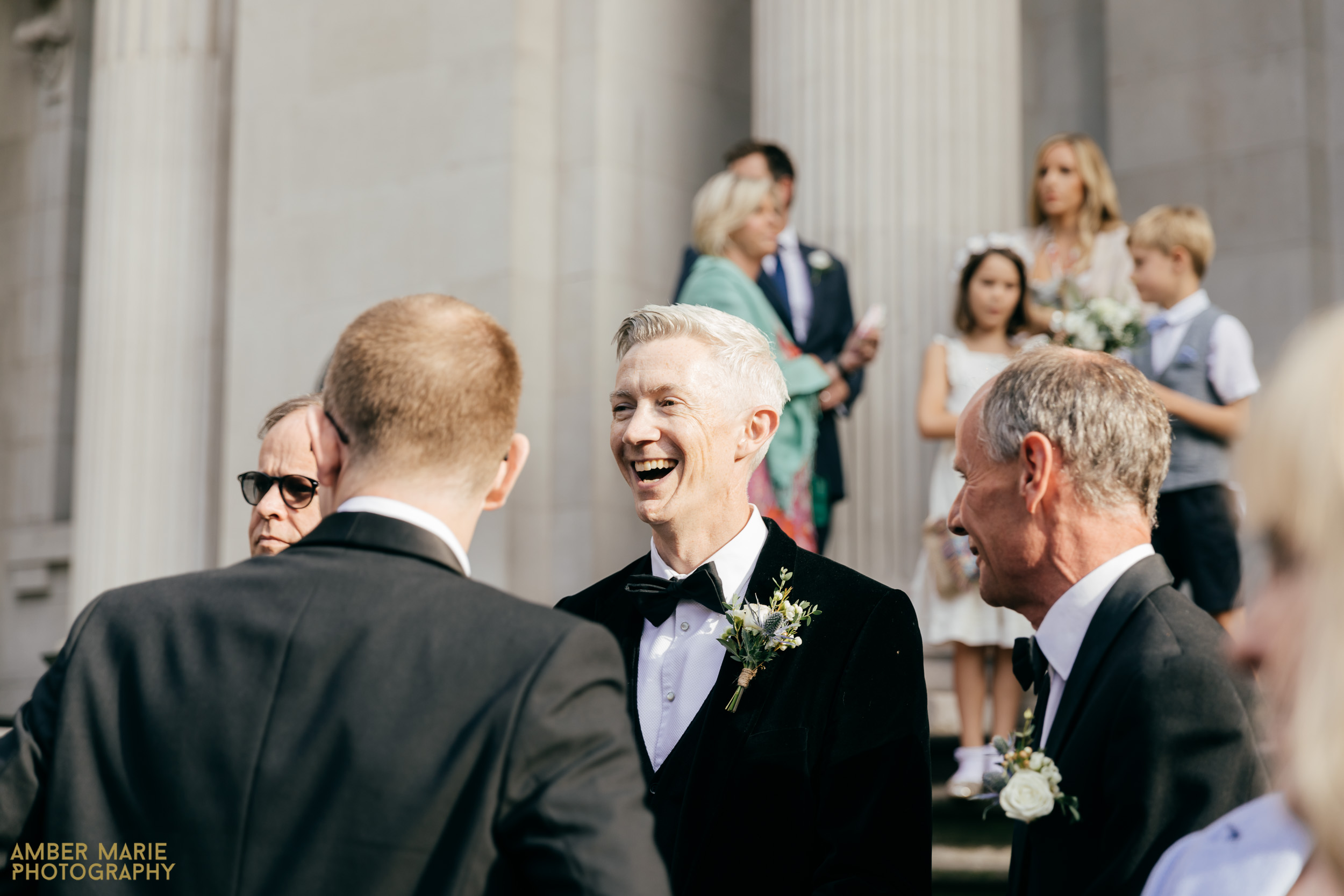 Old Marylebone Town Hall Wedding Photography