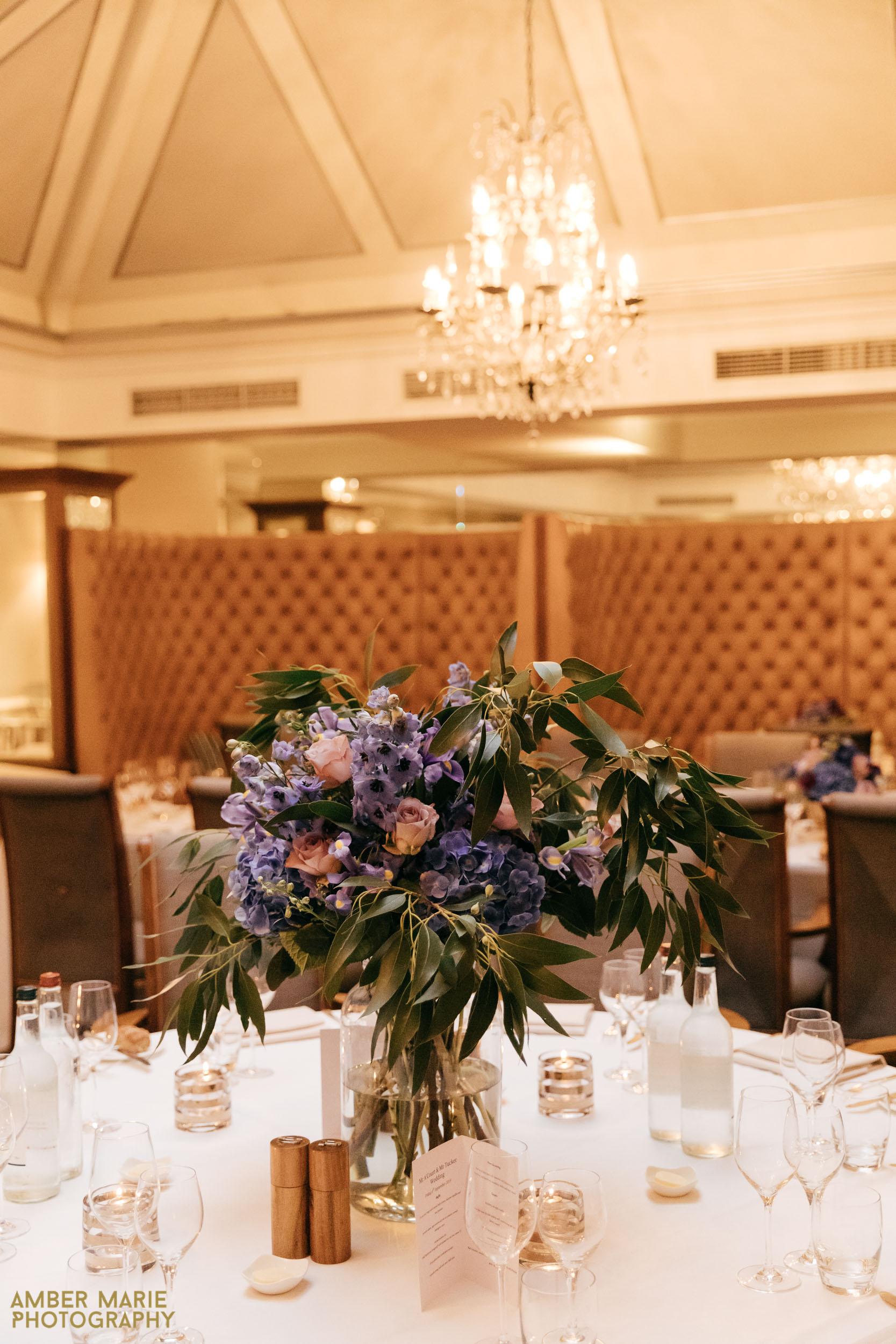 sloane club wedding reception