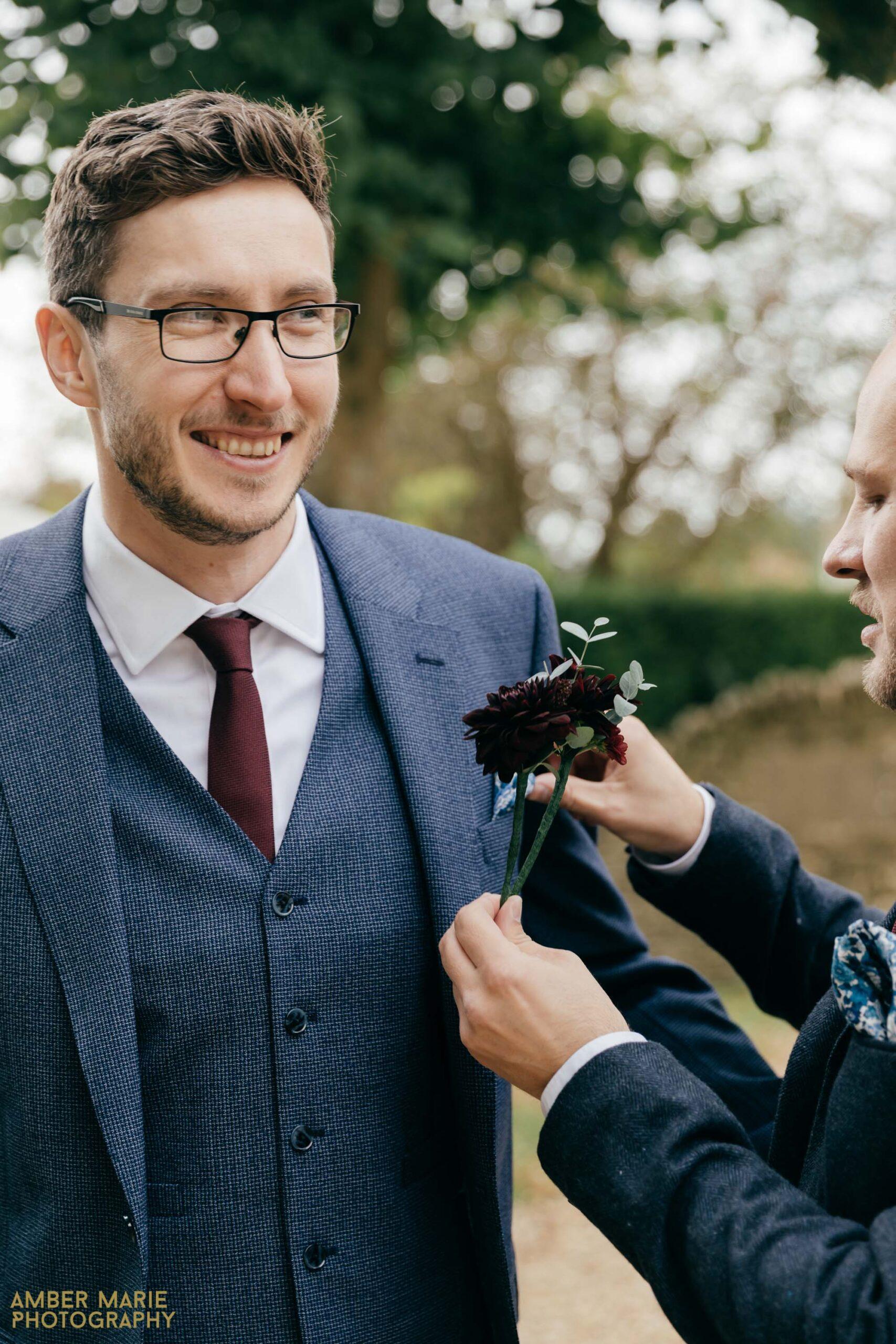 Owlpen Manor Wedding