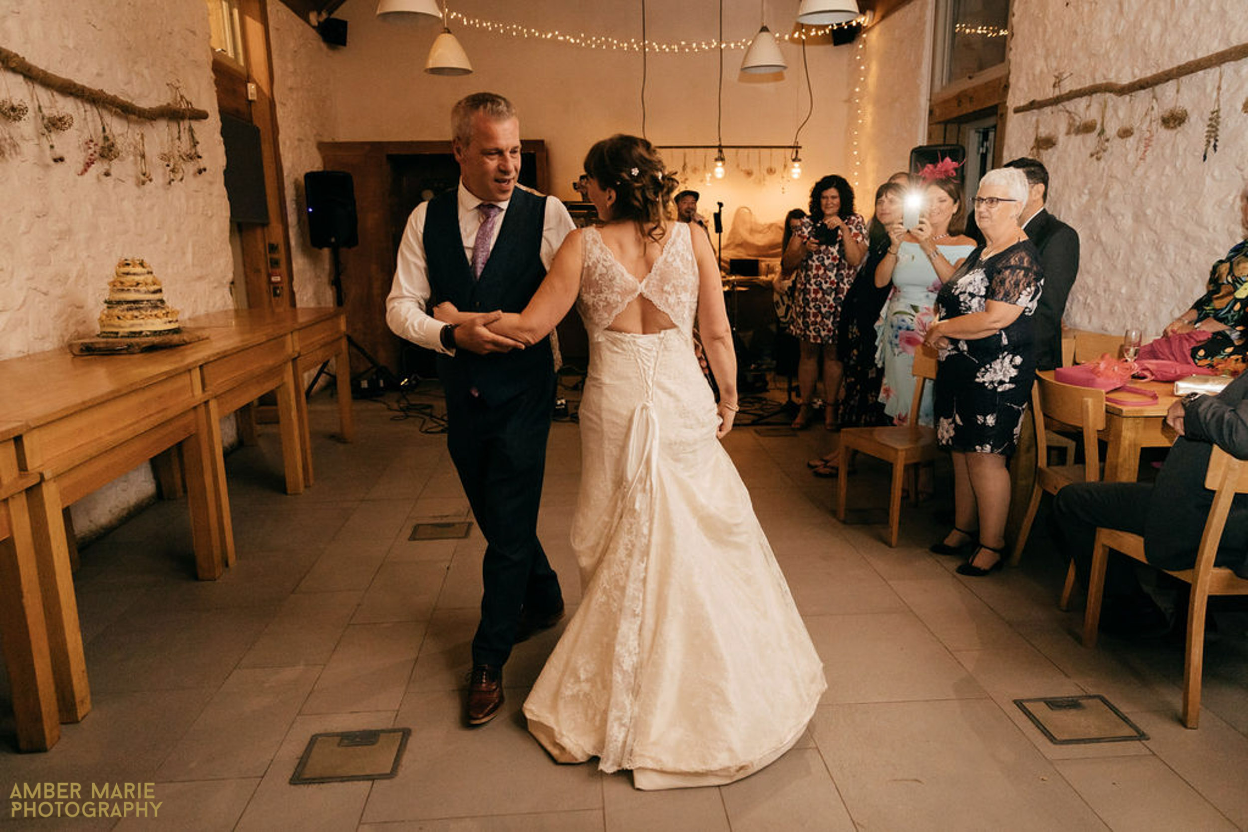 summer wedding at river cottage by creative wedding photographer