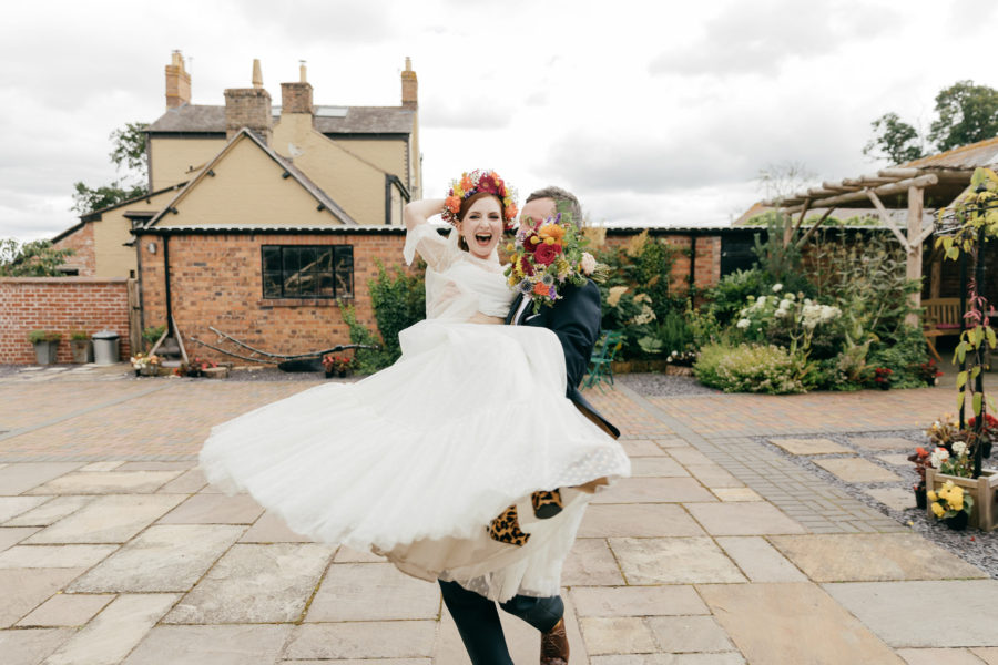 Kate & Andrew's Bromwich Park Wedding